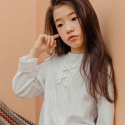 MILK POWDER - BRAND - Korean Children Fashion - #Kfashion4kids - String Tee