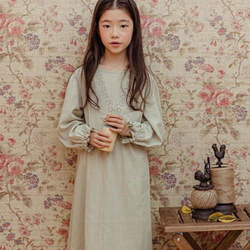 MILK POWDER - BRAND - Korean Children Fashion - #Kfashion4kids - Sydney Dress