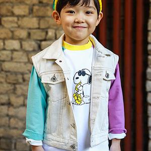 MINI CABINET - BRAND - Korean Children Fashion - #Kfashion4kids - Cotton Vest