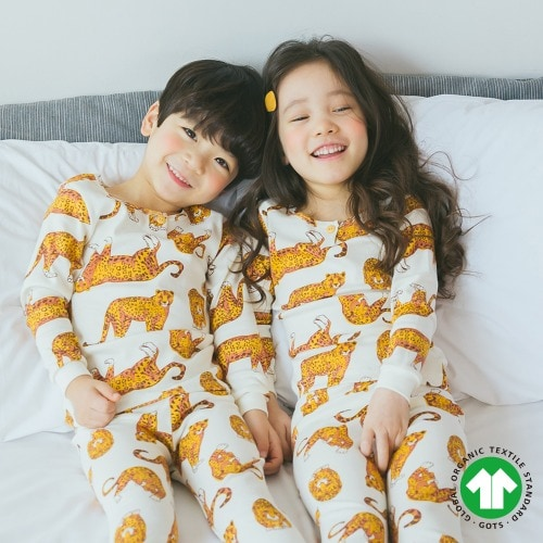 PUCO - BRAND - Korean Children Fashion - #Kfashion4kids - Cheetahs Easywear