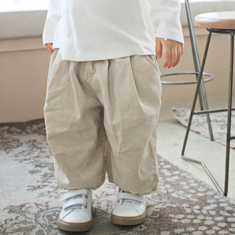 BIEN A BIEN - BRAND - Korean Children Fashion - #Kfashion4kids - Nice Wide Pants