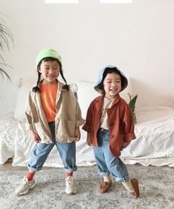CONCOCTER - BRAND - Korean Children Fashion - #Kfashion4kids - Lula Wide Jacket