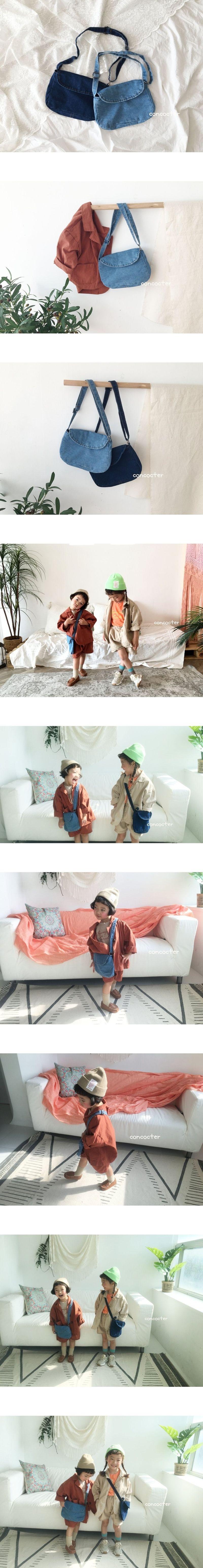 CONCOCTER - Korean Children Fashion - #Kfashion4kids - Mini Cross Bag