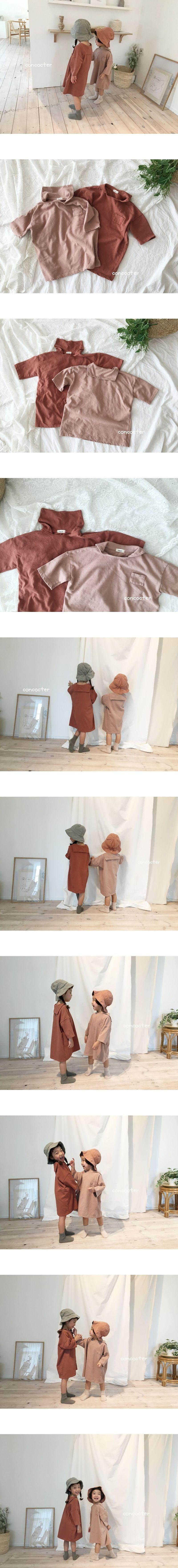 CONCOCTER - Korean Children Fashion - #Kfashion4kids - Sera One-piece