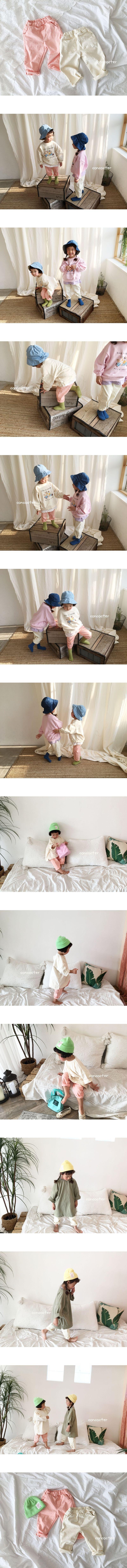 CONCOCTER - Korean Children Fashion - #Kfashion4kids - Spring Color Pants