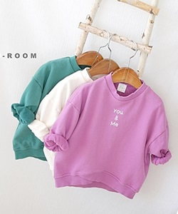 J-ROOM - BRAND - Korean Children Fashion - #Kfashion4kids - You And Me Print Tee