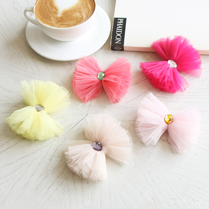 JIREH BOW - BRAND - Korean Children Fashion - #Kfashion4kids - Laurent Hairpin [set of 5]