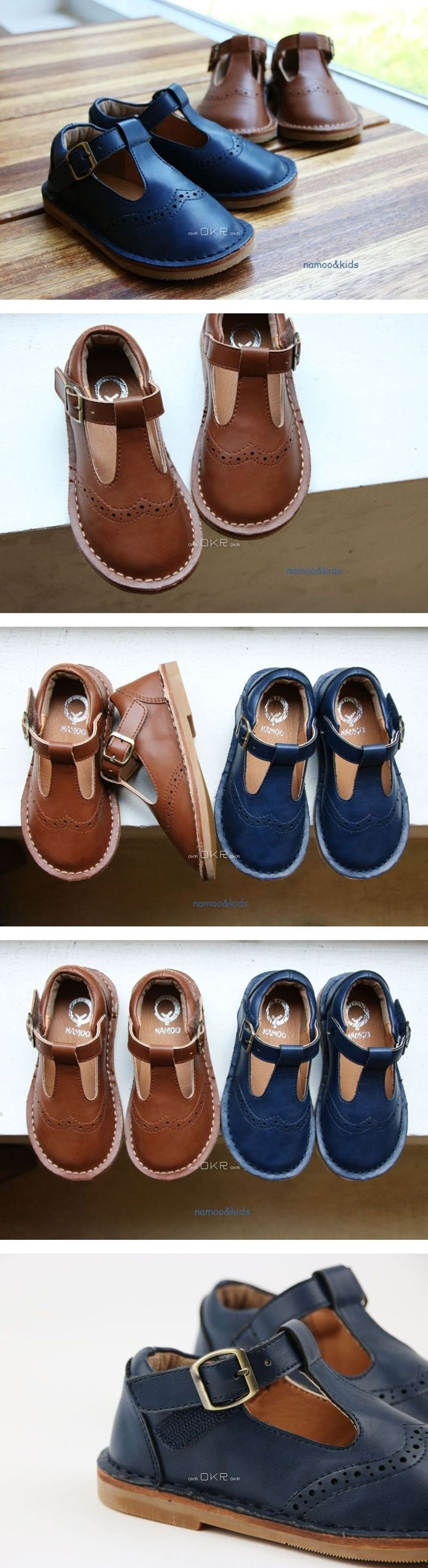 NAMOO & KIDS - Korean Children Fashion - #Kfashion4kids - Co Co Slip-on