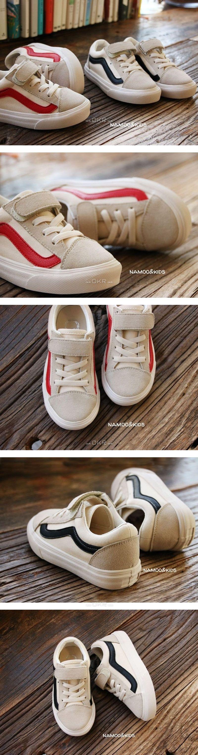 NAMOO & KIDS - Korean Children Fashion - #Kfashion4kids - No27 Sneakers