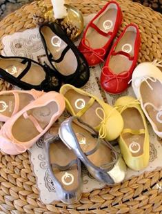 NAMOO & KIDS - BRAND - Korean Children Fashion - #Kfashion4kids - Deco Flat Shoes