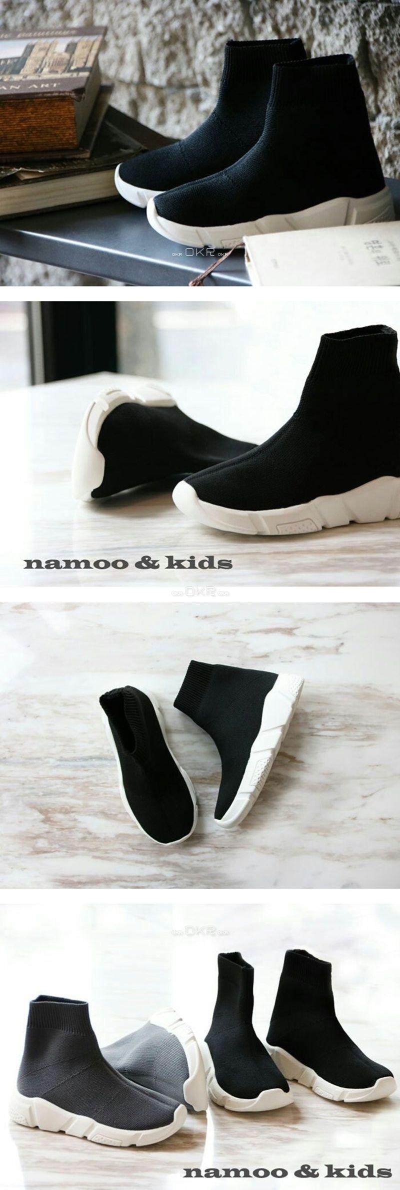 NAMOO & KIDS - Korean Children Fashion - #Kfashion4kids - Balance Sneakers