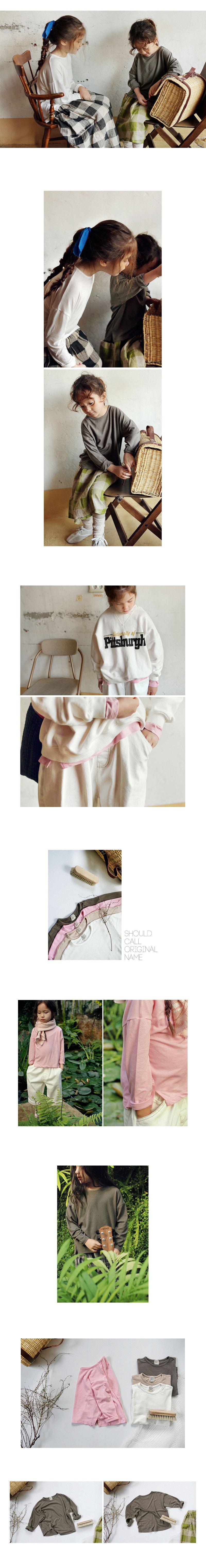 SCON - Korean Children Fashion - #Kfashion4kids - Rooibos T-Shirt - 2