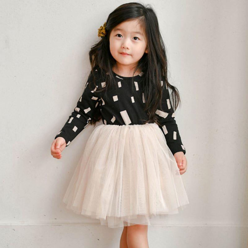 WANDOOKONG - BRAND - Korean Children Fashion - #Kfashion4kids - Nami Tutu Dress