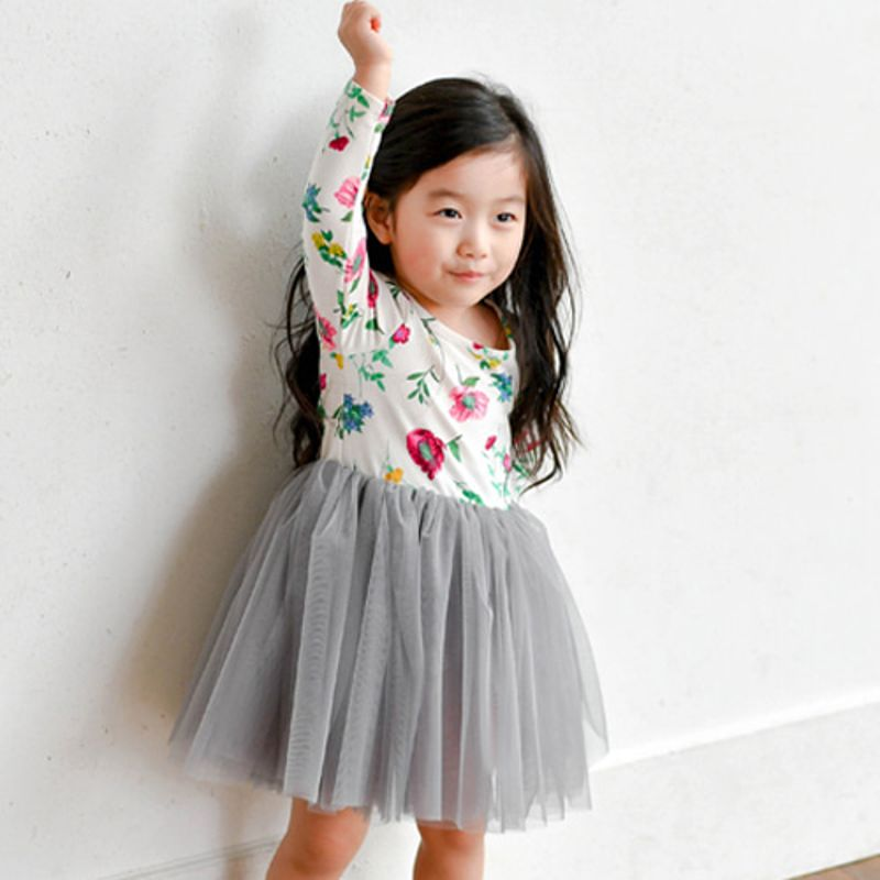 WANDOOKONG - BRAND - Korean Children Fashion - #Kfashion4kids - Lilyn Tutu Dress