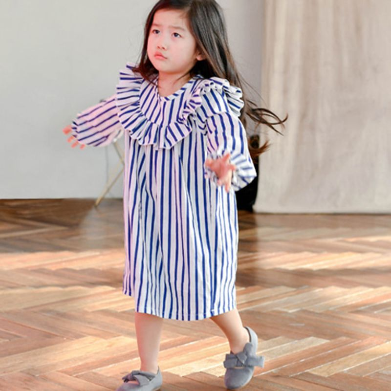 WANDOOKONG - BRAND - Korean Children Fashion - #Kfashion4kids - Merry Go One-piece