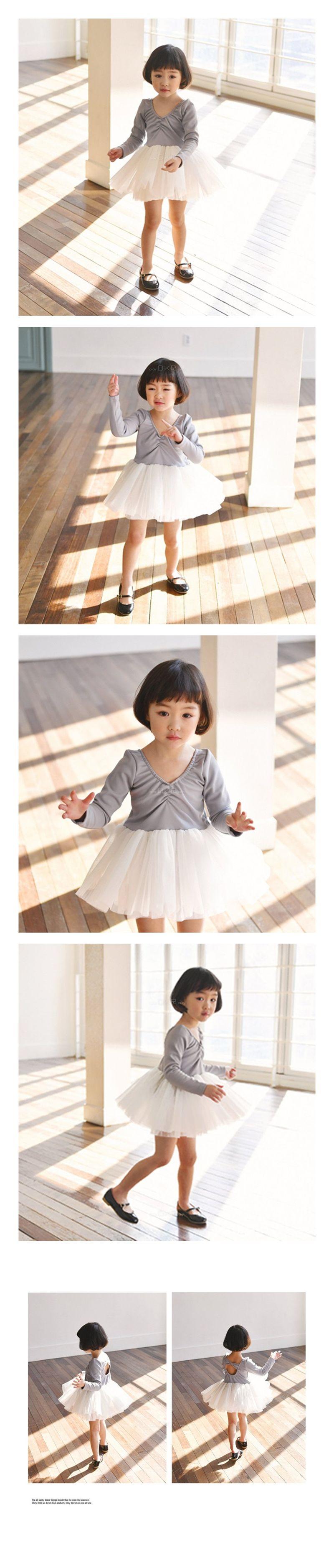 WANDOOKONG - Korean Children Fashion - #Kfashion4kids - Suzy Ballet Dress