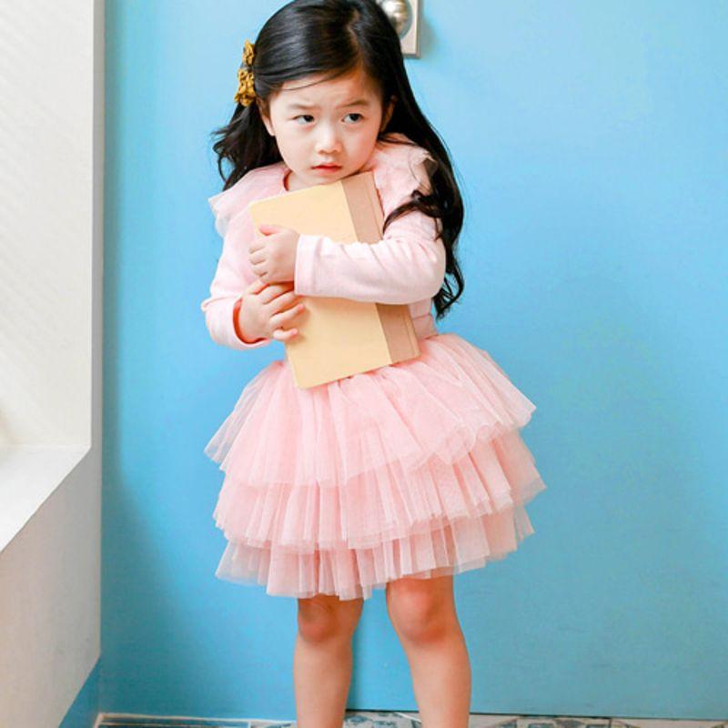 WANDOOKONG - BRAND - Korean Children Fashion - #Kfashion4kids - Rosha Tutu Skirt