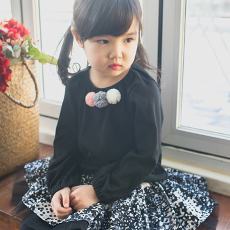 WANDOOKONG - BRAND - Korean Children Fashion - #Kfashion4kids - Irin Cotton Candy Tee