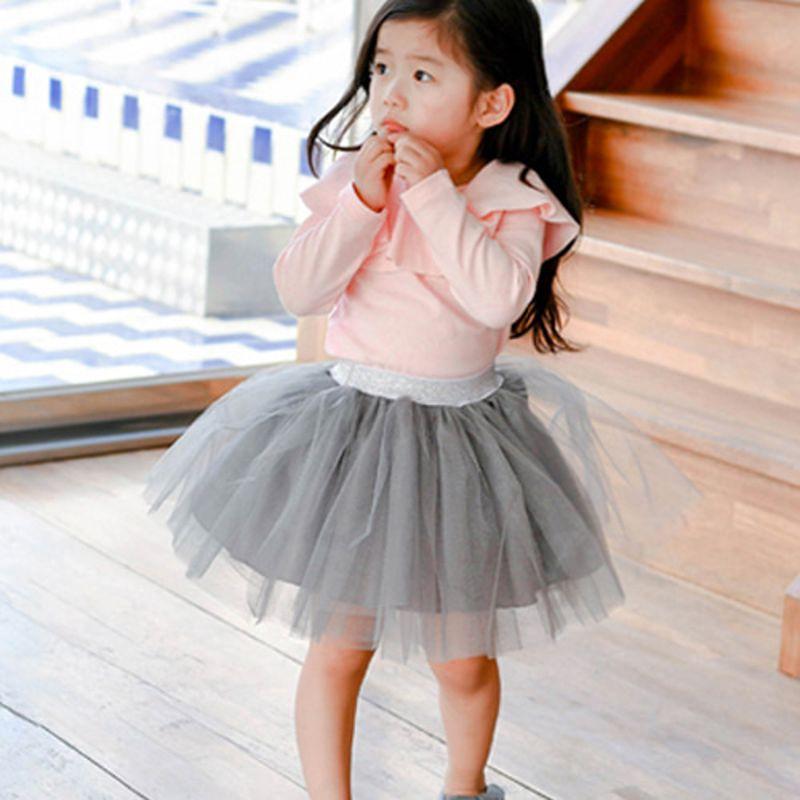 WANDOOKONG - BRAND - Korean Children Fashion - #Kfashion4kids - Oasha Tutu Skirt