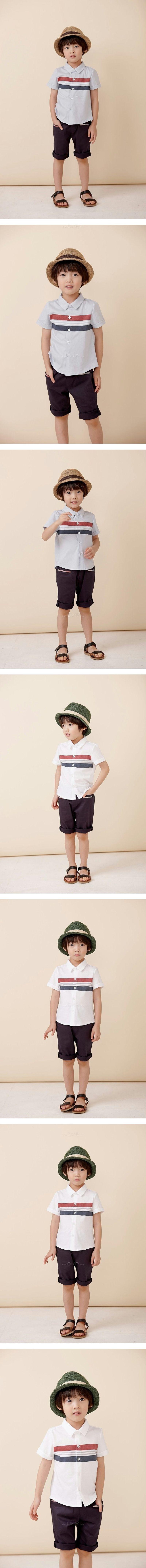 COCO BANG - Korean Children Fashion - #Kfashion4kids - Print T-Shirt