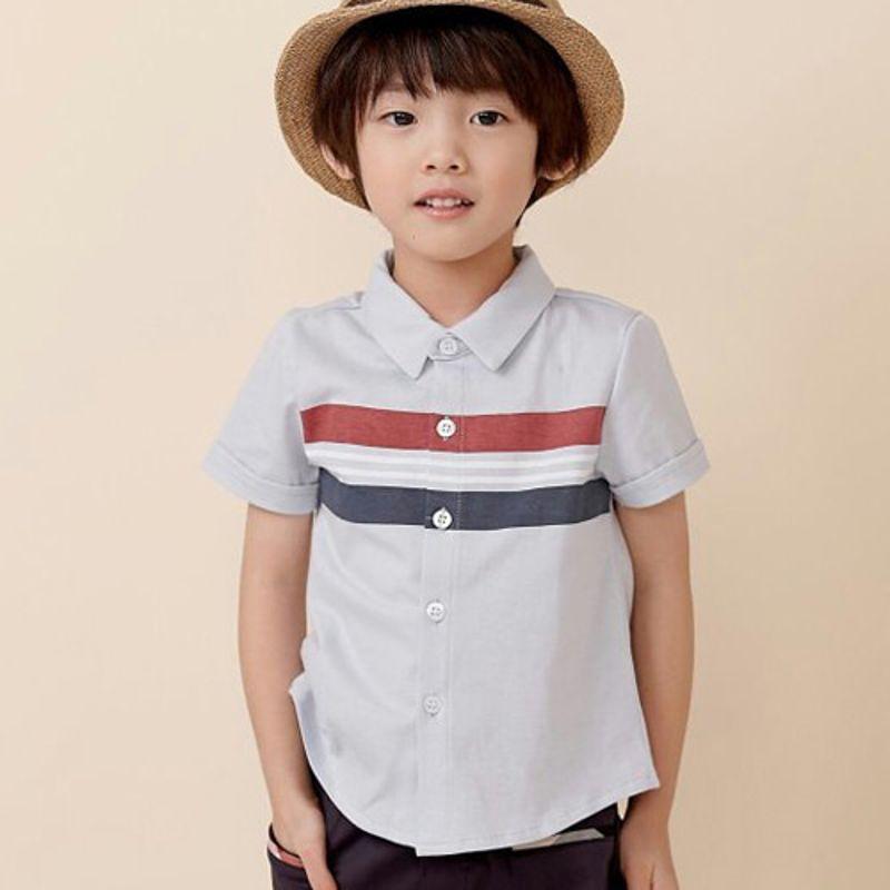 COCO BANG - BRAND - Korean Children Fashion - #Kfashion4kids - Print T-Shirt