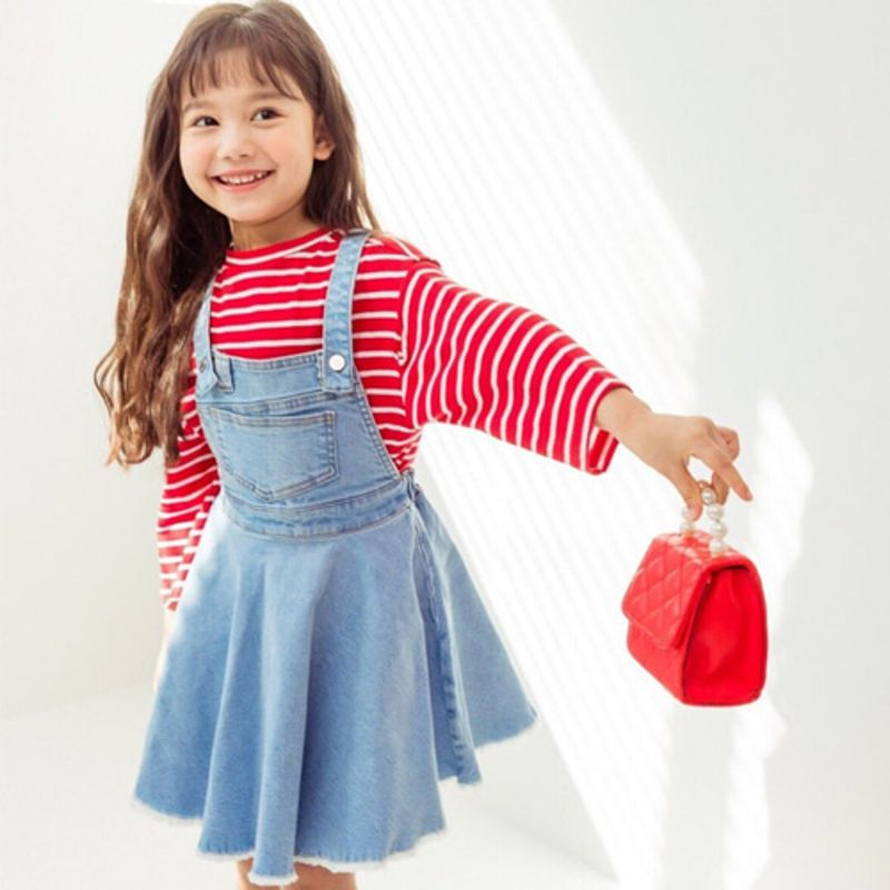 DORE DORE - BRAND - Korean Children Fashion - #Kfashion4kids - DeangDeang Dress