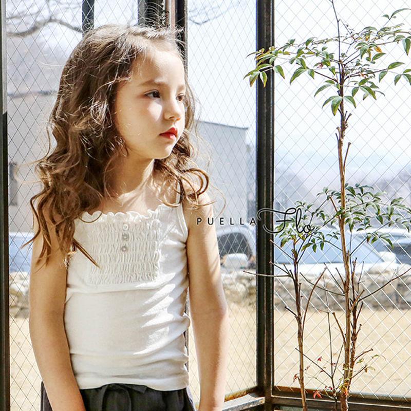FLO - BRAND - Korean Children Fashion - #Kfashion4kids - Ephe Sleeveless