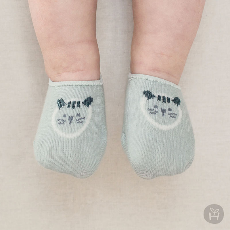 KIDS CLARA - BRAND - Korean Children Fashion - #Kfashion4kids - Polling Summer Low Cut Socks [set of 5]