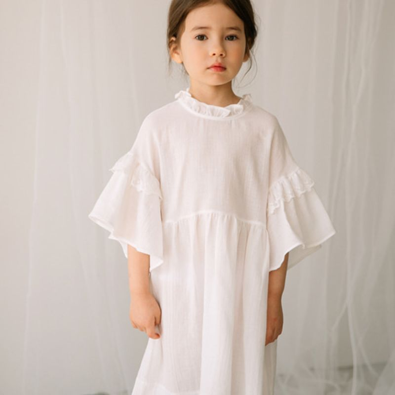 MERRY KATE - BRAND - Korean Children Fashion - #Kfashion4kids - Bene Bene Dress
