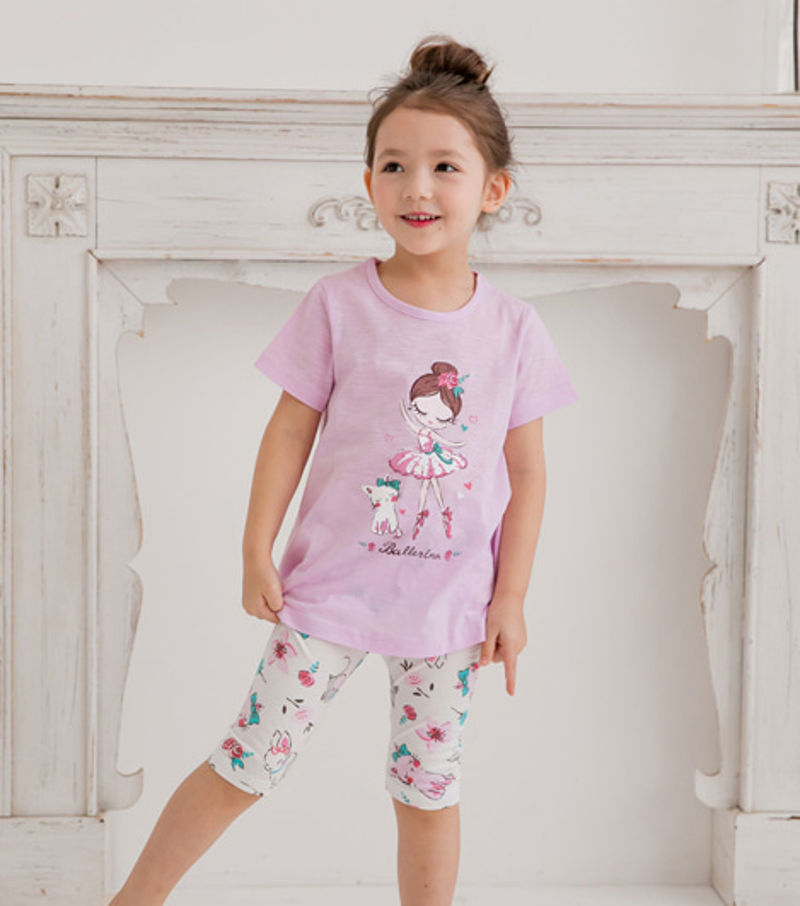 TTASOM - BRAND - Korean Children Fashion - #Kfashion4kids - Ballerina Easywear