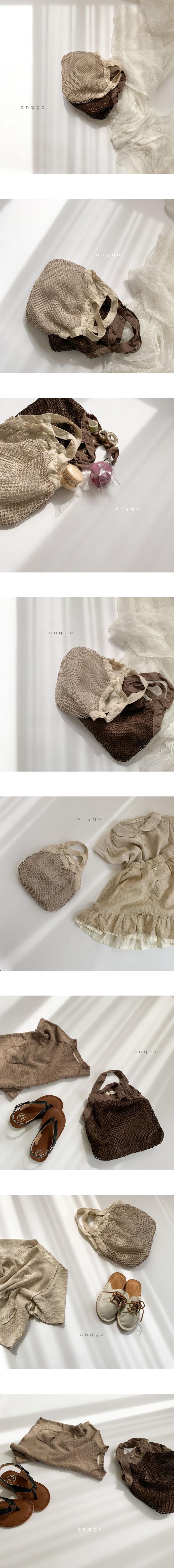 ANGGO - Korean Children Fashion - #Kfashion4kids - Anggo Net Bag
