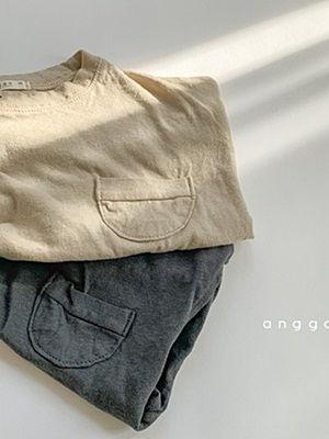 ANGGO - BRAND - Korean Children Fashion - #Kfashion4kids - Oreo Tee