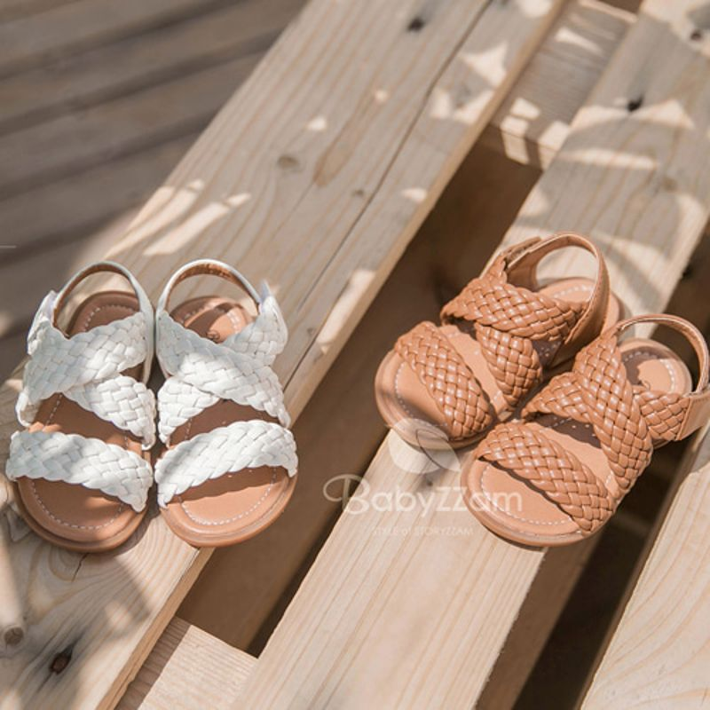 BABYZZAM - BRAND - Korean Children Fashion - #Kfashion4kids - Gillie Sandal
