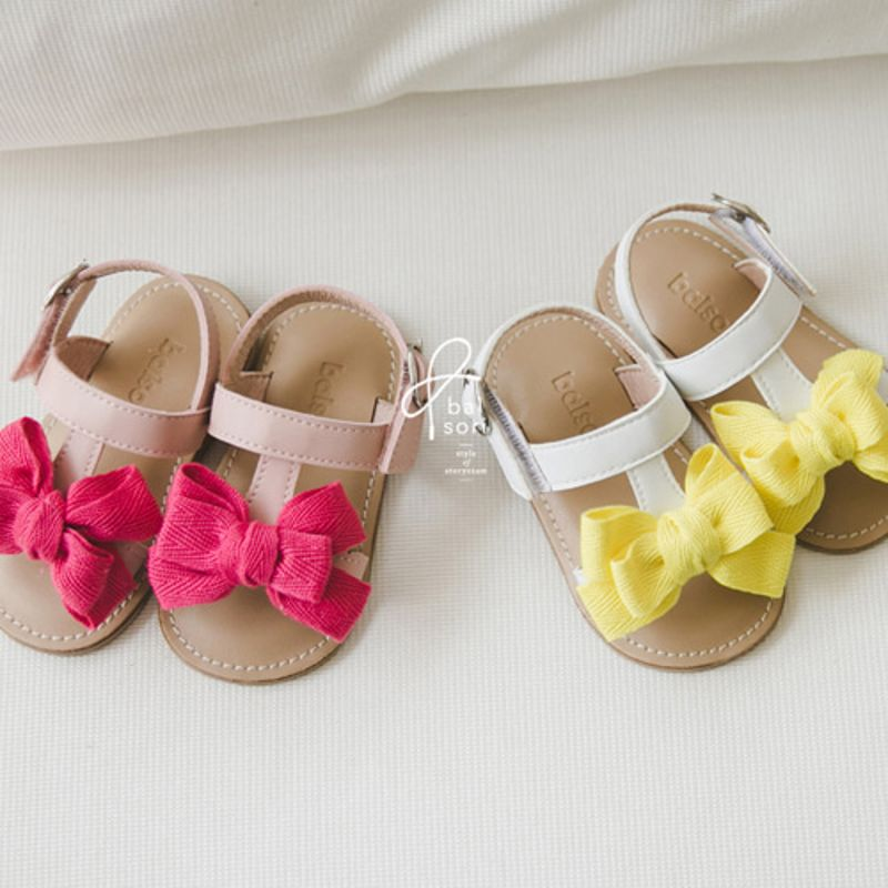 BABYZZAM - BRAND - Korean Children Fashion - #Kfashion4kids - Laura Sandal