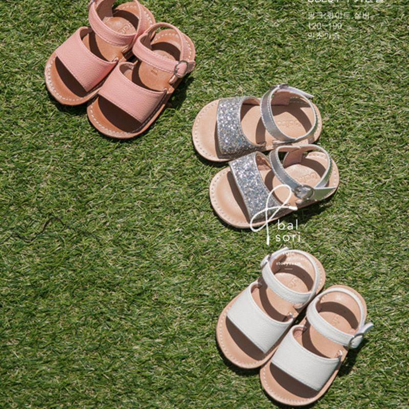 BABYZZAM - BRAND - Korean Children Fashion - #Kfashion4kids - Lucky Sandal