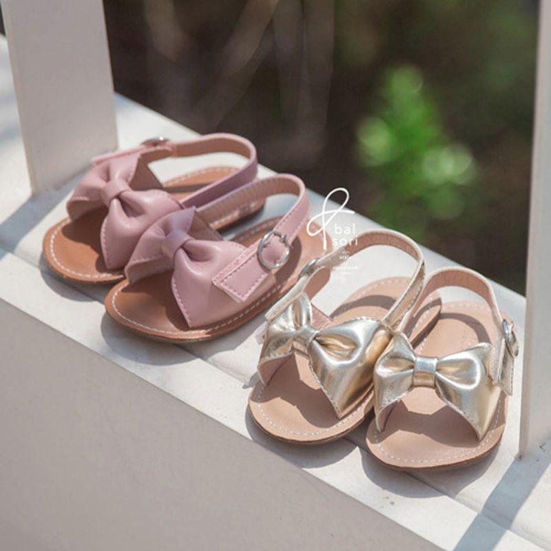BABYZZAM - BRAND - Korean Children Fashion - #Kfashion4kids - Rico Sandal