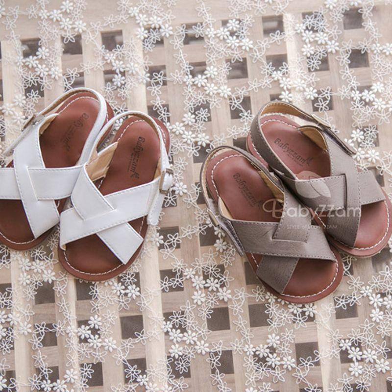 BABYZZAM - BRAND - Korean Children Fashion - #Kfashion4kids - Matching Sandal