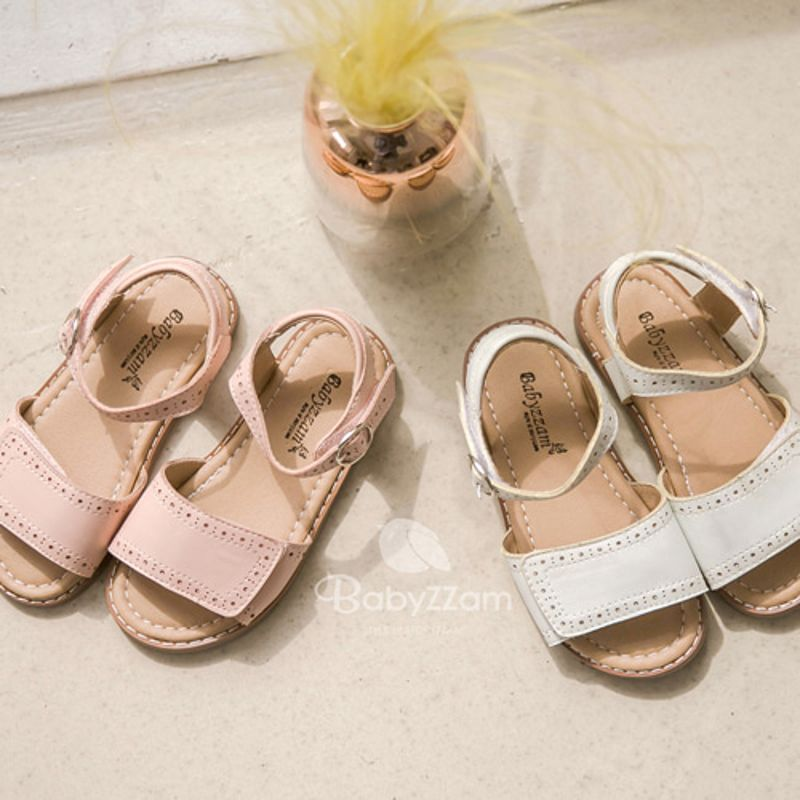 BABYZZAM - BRAND - Korean Children Fashion - #Kfashion4kids - Hole Sandal