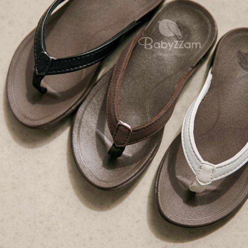 BABYZZAM - BRAND - Korean Children Fashion - #Kfashion4kids - Adult Flip Flop