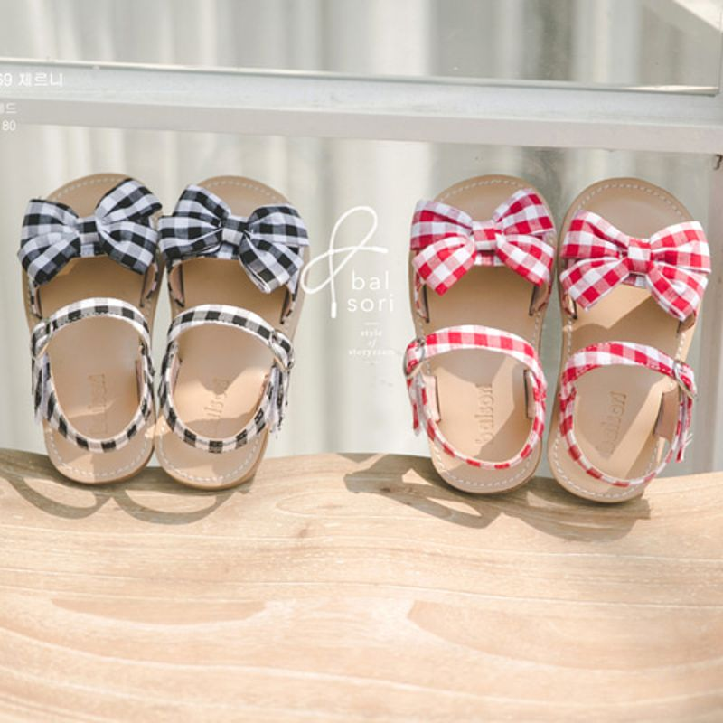 BABYZZAM - BRAND - Korean Children Fashion - #Kfashion4kids - Czerny Sandal