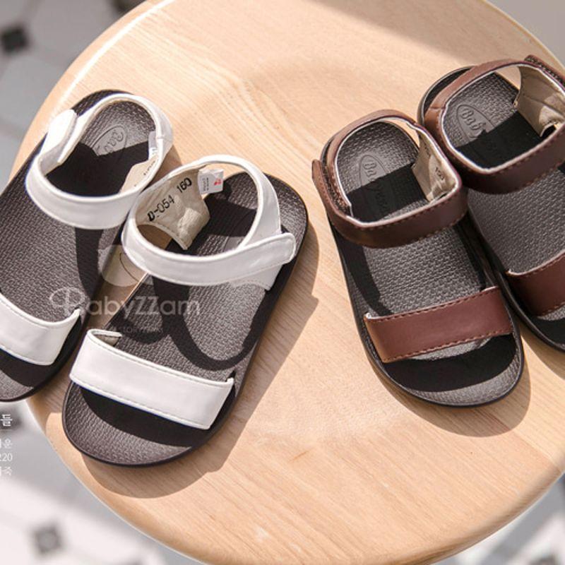 BABYZZAM - BRAND - Korean Children Fashion - #Kfashion4kids - Choco Sandal
