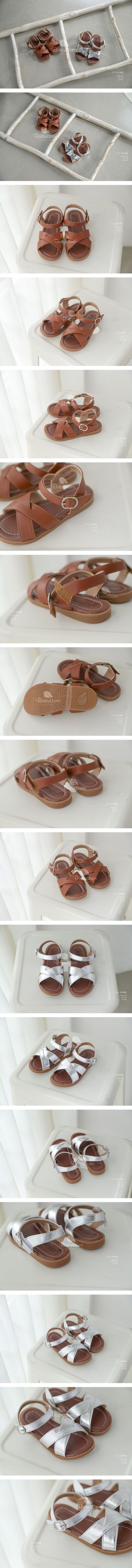 BABYZZAM - Korean Children Fashion - #Kfashion4kids - Chuchu Sandal