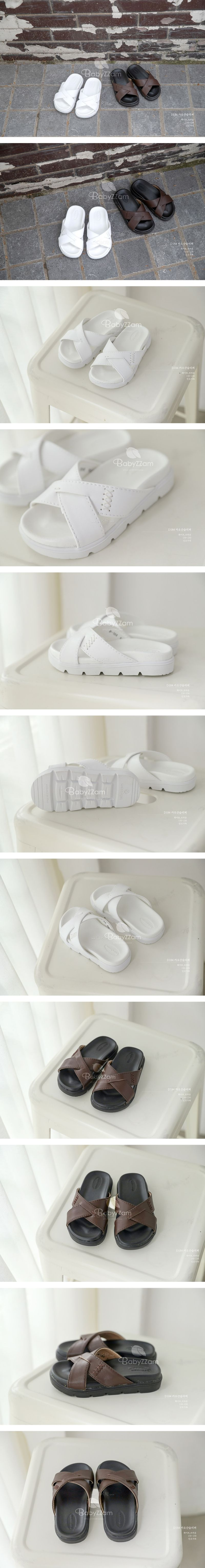BABYZZAM - Korean Children Fashion - #Kfashion4kids - Khaosan Slipper