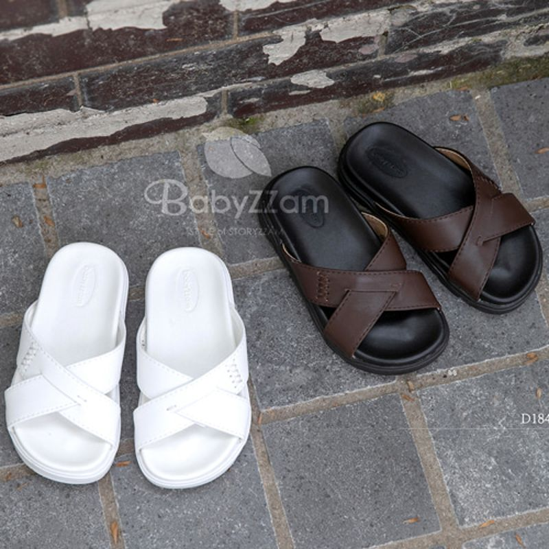 BABYZZAM - BRAND - Korean Children Fashion - #Kfashion4kids - Khaosan Slipper