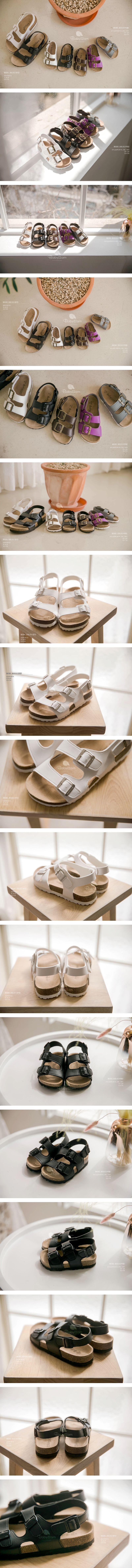 BABYZZAM - Korean Children Fashion - #Kfashion4kids - Adult Corcor Sandal