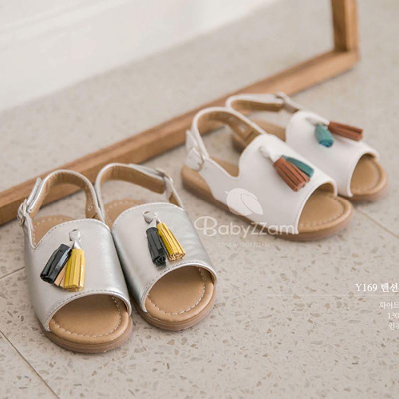 BABYZZAM - BRAND - Korean Children Fashion - #Kfashion4kids - Tension Sandal