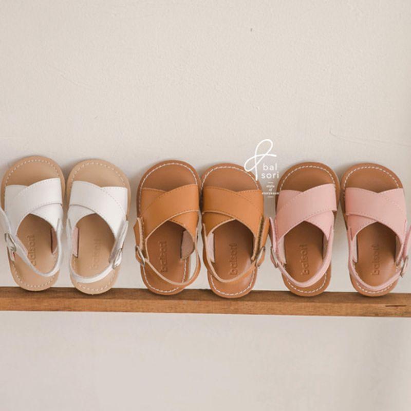 BABYZZAM - BRAND - Korean Children Fashion - #Kfashion4kids - Pipi Sandal