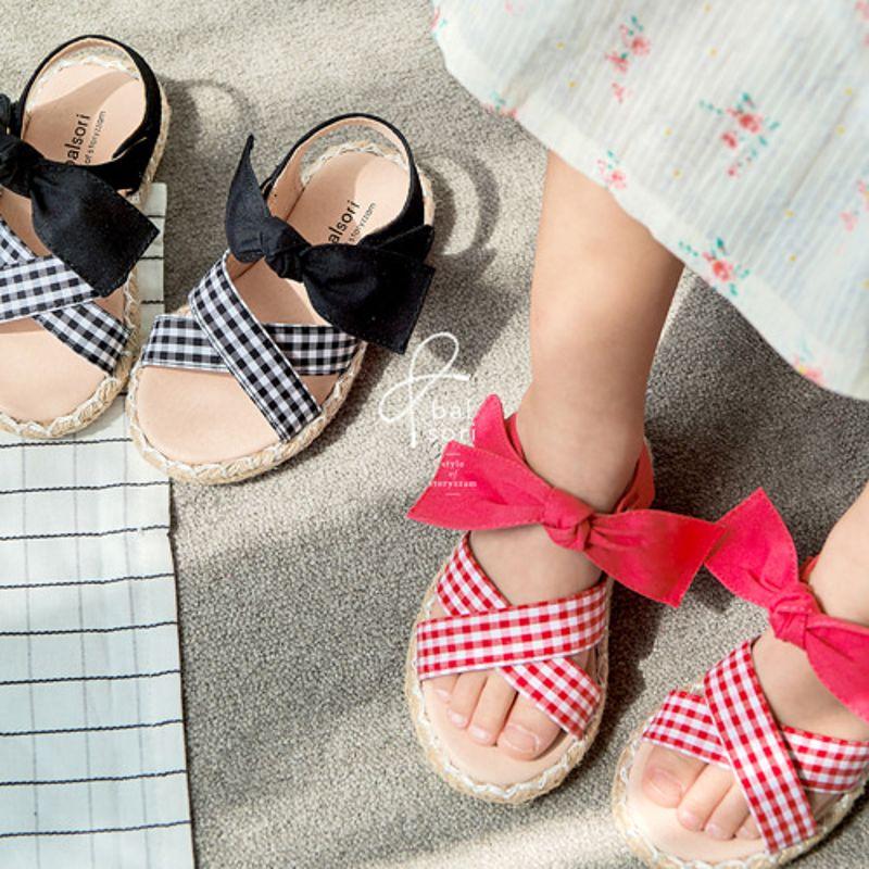 BABYZZAM - BRAND - Korean Children Fashion - #Kfashion4kids - Barbie Sandal