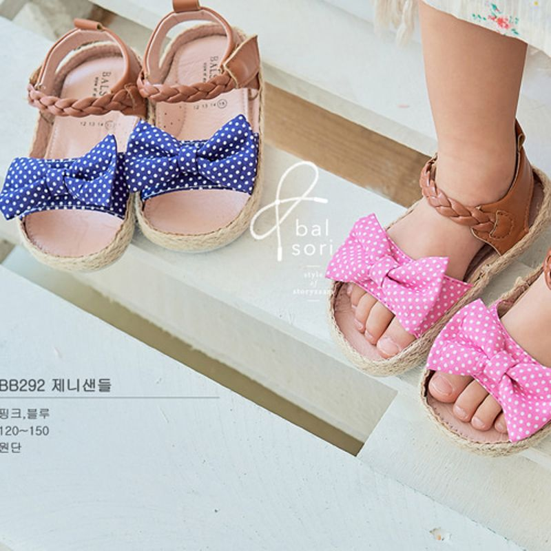 BABYZZAM - BRAND - Korean Children Fashion - #Kfashion4kids - Jenny Sandal