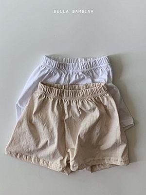BELLA BAMBINA - BRAND - Korean Children Fashion - #Kfashion4kids - Inner Pants